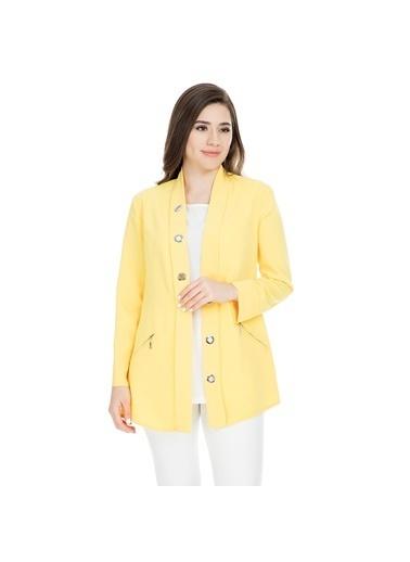 Modailgi Tunik Sarı
